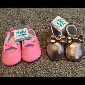 Carter's Shoes - Baby girl shoes — Child of Mine by Carter's